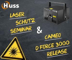 Huss Laserschutzseminar